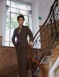 靳東時尚街拍 作爲行走的荷爾蒙玩起時尚來也毫不含糊